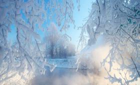 "Стихотворения для детей на тему ""Мороз"""