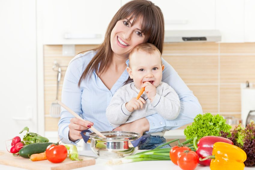 Диета для кормящей мамы - питание после родов для кормящих мам