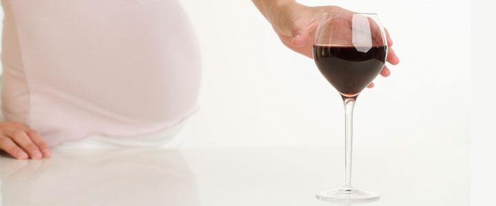 Влияние алкоголя во втором триместре беременности