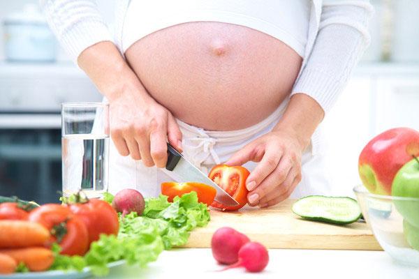 Что нужно есть беременным