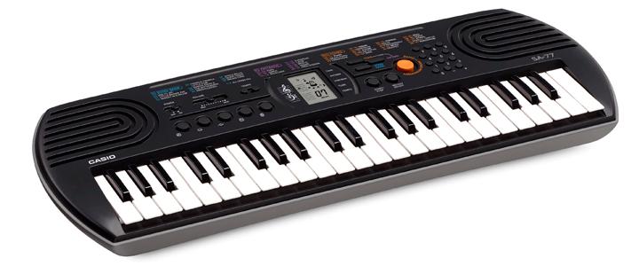 пиано Detskiy-sintezator
