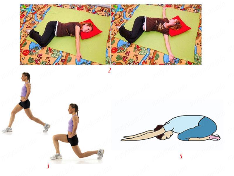 Фитнес для беременных: полезные упражнения по триместрам