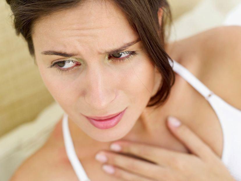 Причина сухости во рту у беременной