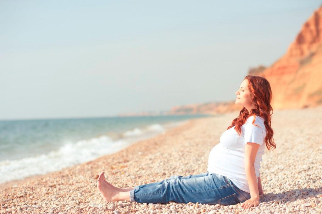 Беременность и море второй триместр