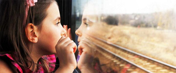 Что взять в поезд с грудным ребенком
