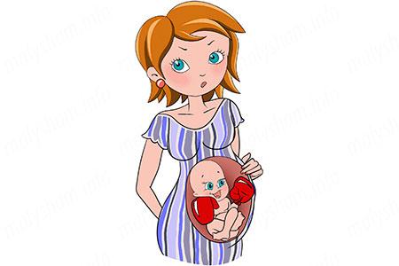 На каком сроке можно почувствовать шевеление ребенка