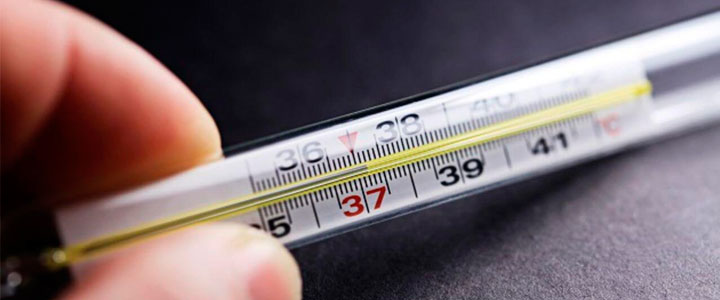 Почему температура 37 поднимается вечером