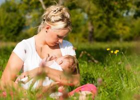 Повышение лактации у кормящих мам