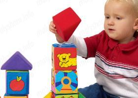 Развитие ребенка от 1 до 2х лет: развивающие игры