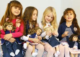 Куклы для девочек: несколько распространенных вариантов