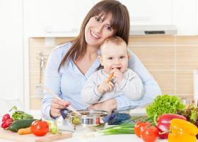 Питание мамы в первые дни после родов