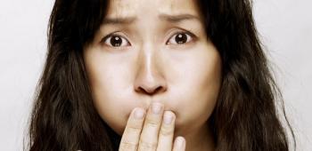 Когда начинает тошнить после зачатия?